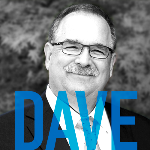 Dave Roughton, president and CEO
