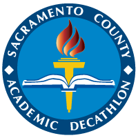 Sacramento County Academic Decathlon Logo