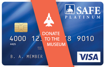 AEROSPACE MUSEUM OF CALIFORNIA PLATINUM REWARDS VISA® CARD