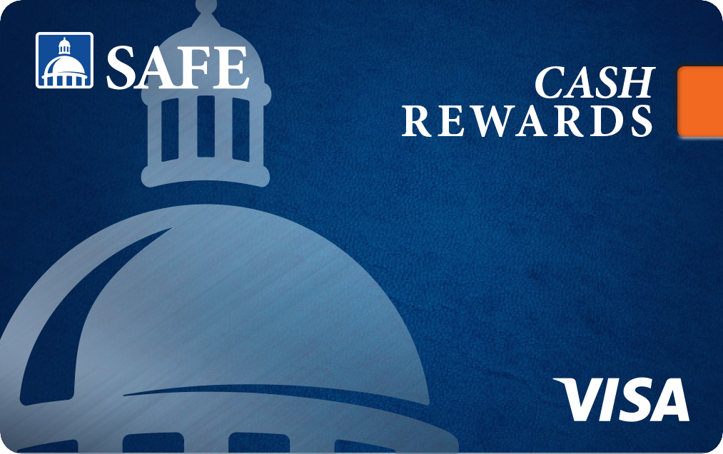 SAFE Cash Rewards Card