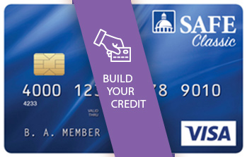 SHARE SECURED VISA® CARD