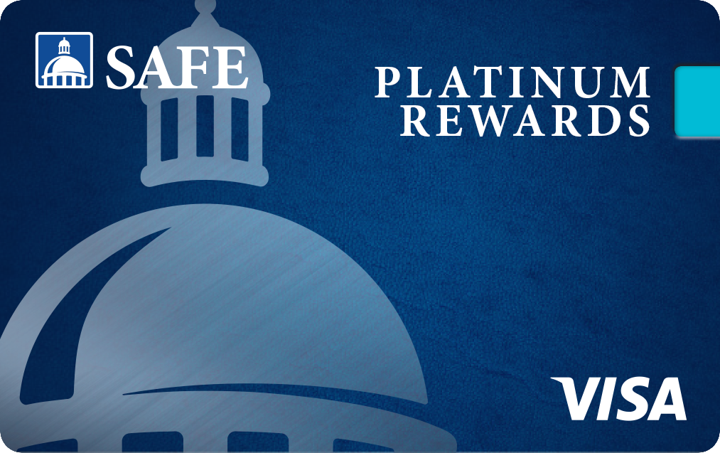 SAFE Platinum Rewards Card