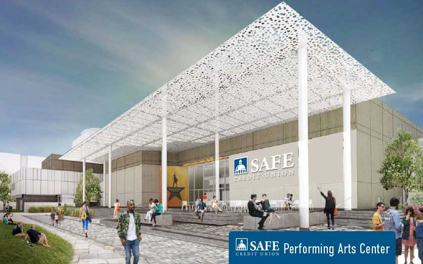 SAFE Credit Union Performing Arts Center