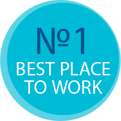 No. 1 Best Place to Work