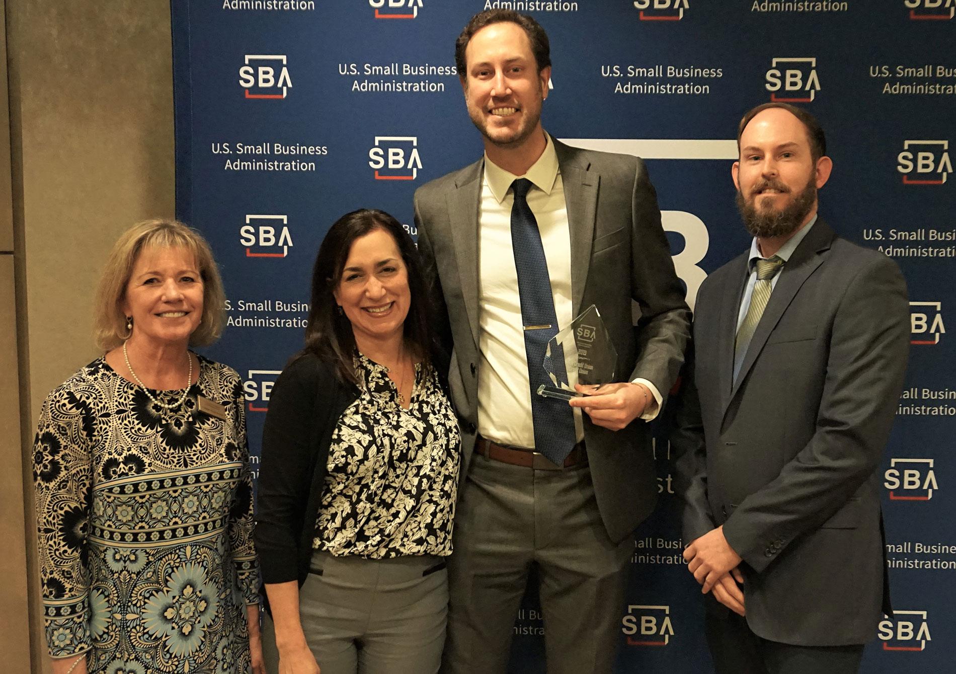 SAFE-receives-SBA-2019-award