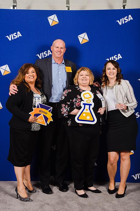 SAFE Visa Innovation award