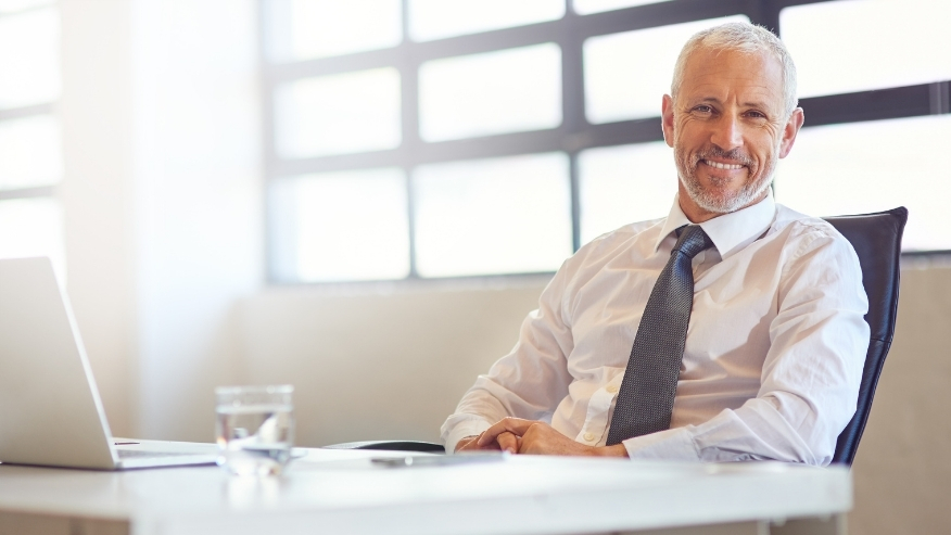 Receive solid advice from financial professionals
