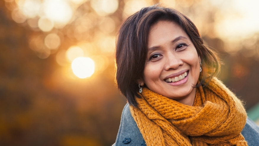 Gain confidence for lifestyle events as a woman